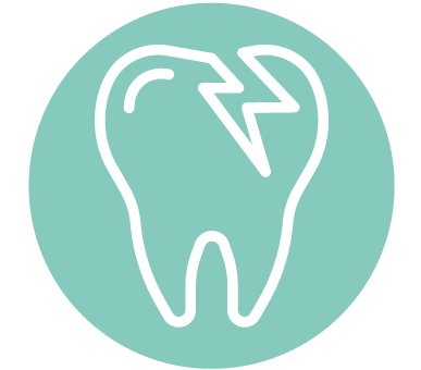 Cracked Tooth logo